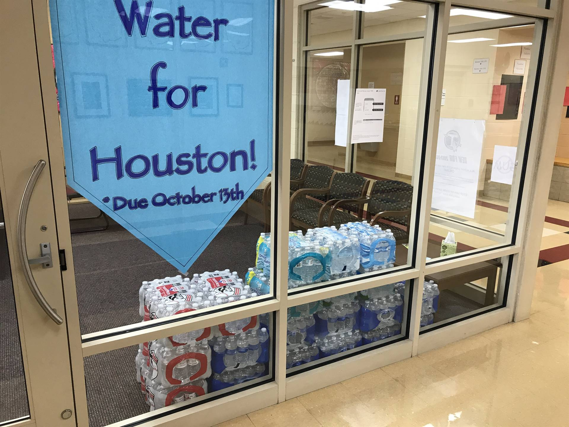 Water for Houston