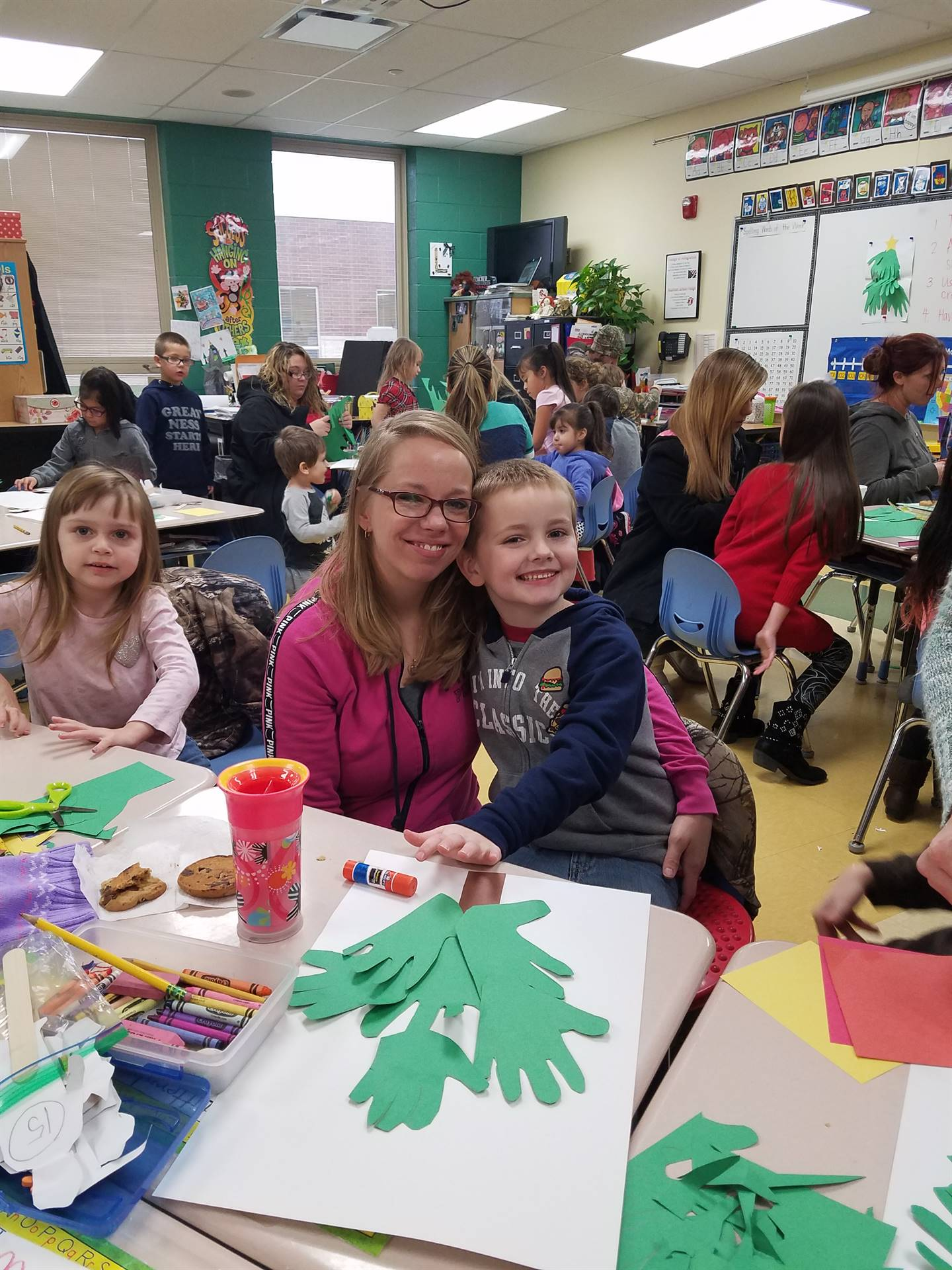 Holiday Fun with Families