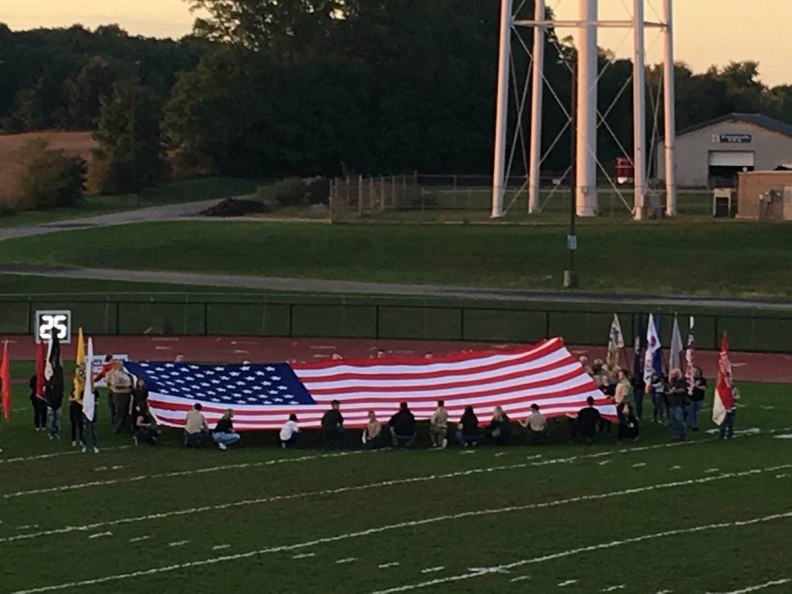 ROTC Flag