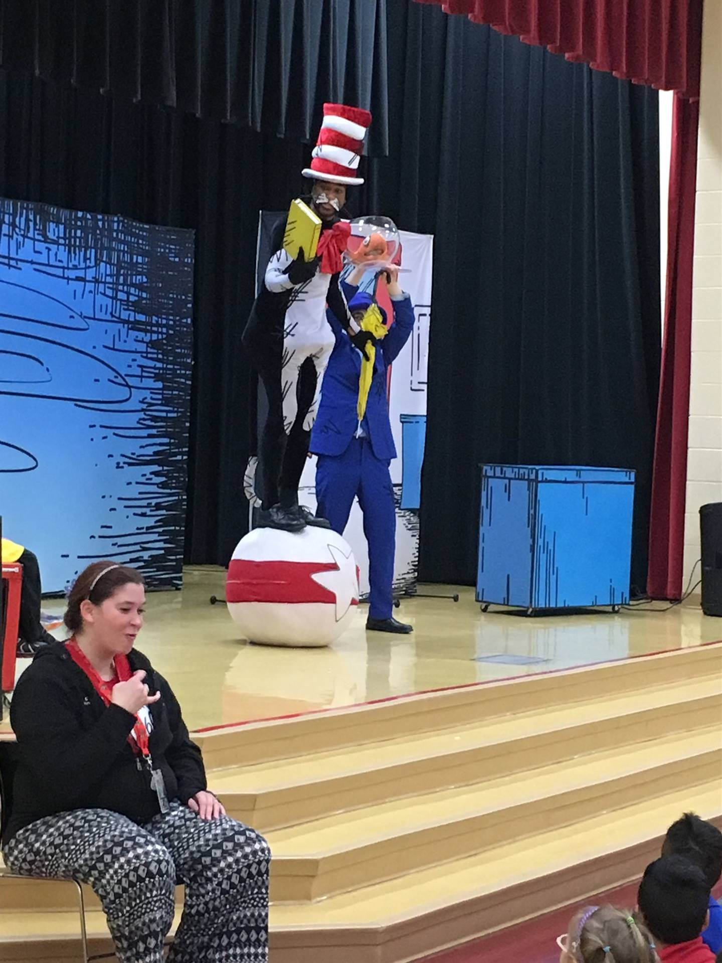 The Cat in the Hat Assembly