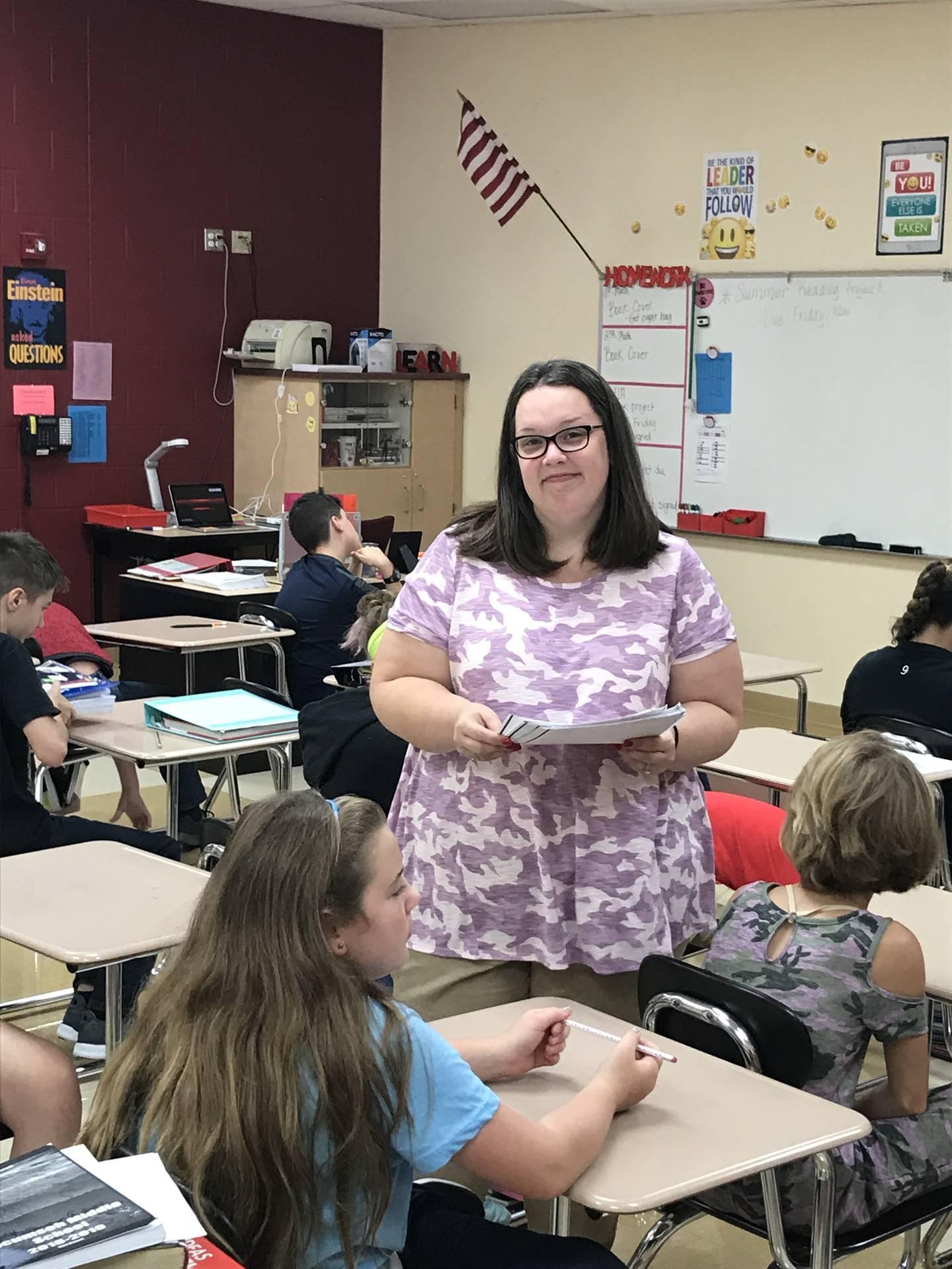 Mrs. Dugan