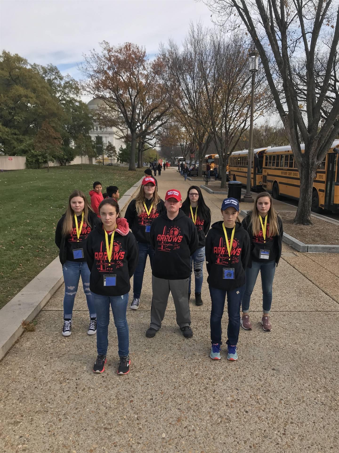8th Grade in DC