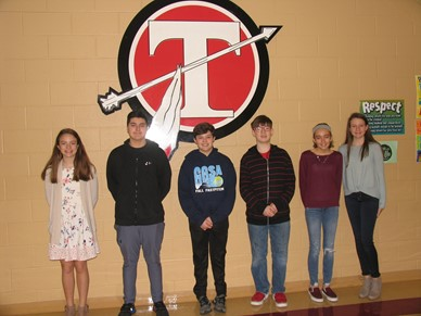 TMS students of the Month