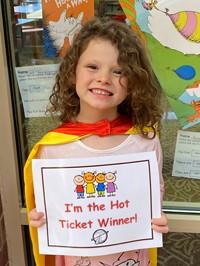 Hot Ticket Winner