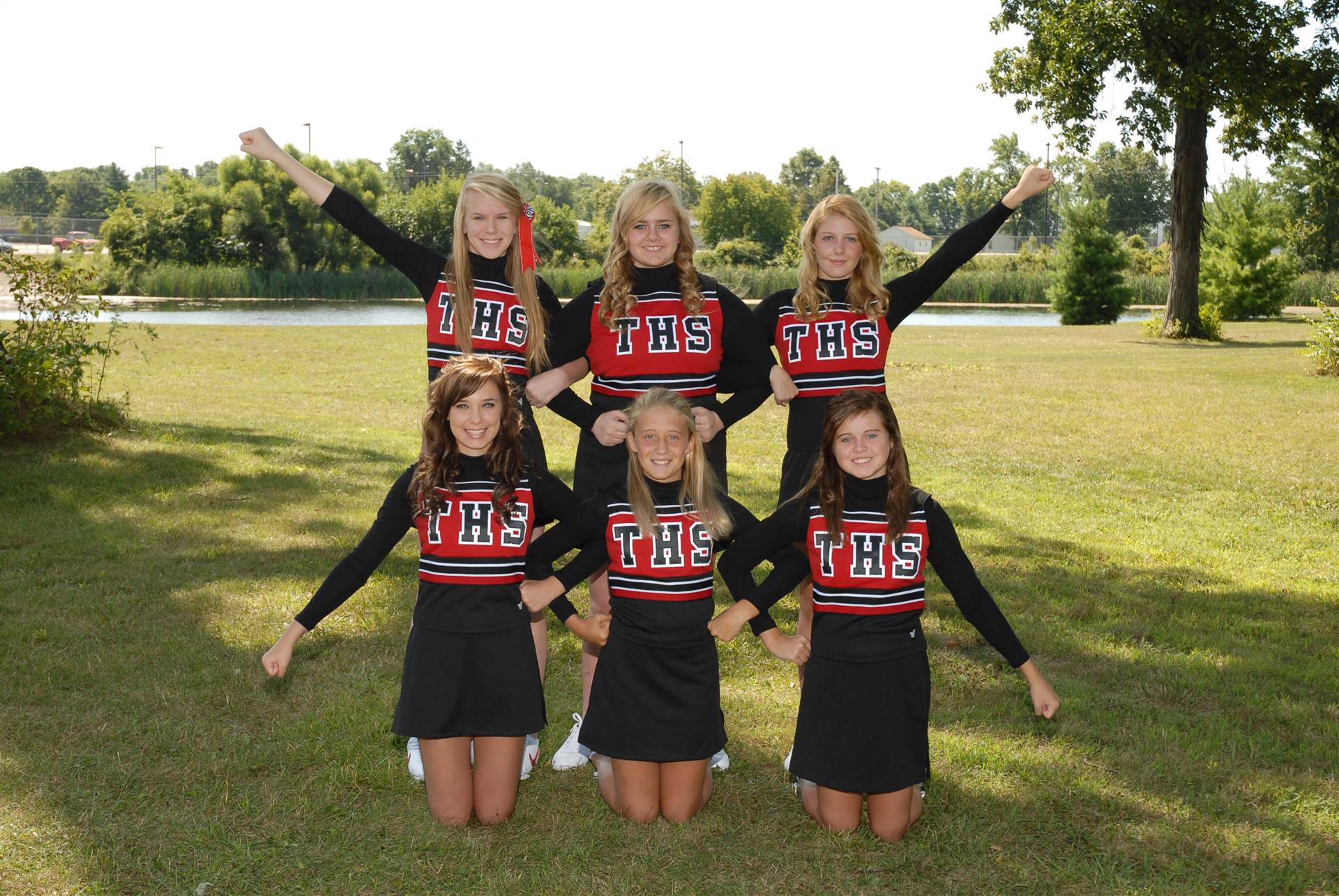JV Football Cheer 2011