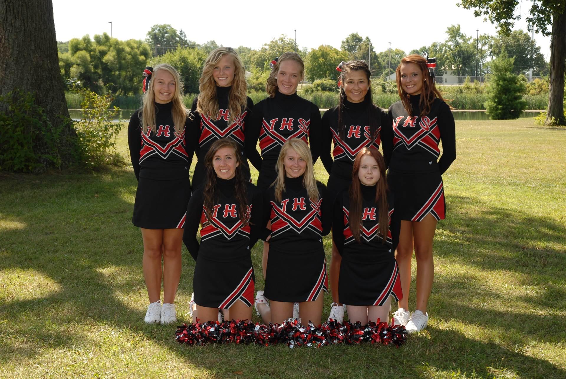 Varsity Football Cheer 2011