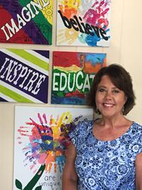 Superintendent Paula Crew
